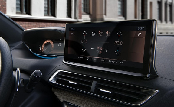 Nuevo SUV PEUGEOT 3008 – Pantalla táctil HD conectada