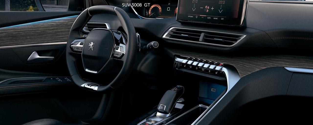 Nuevo SUV 3008