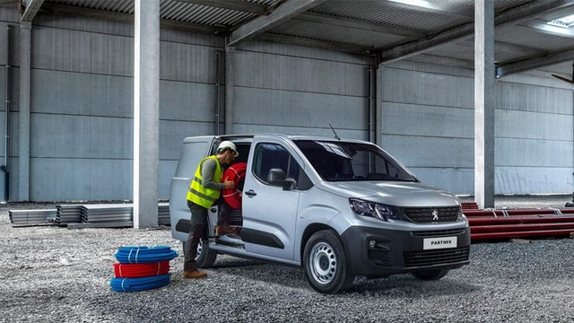 Peugeot Partner Worker
